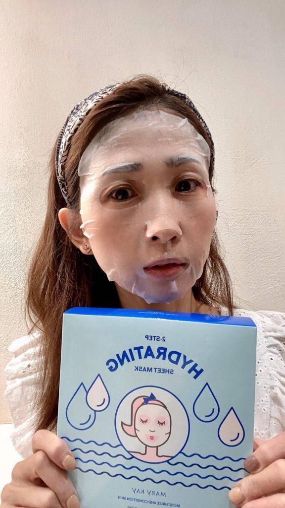 玫琳凱's水水面膜成份大公開!!!難怪這麼保濕!